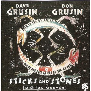 Price comparison product image Sticks and Stones by Dave Grusin (1988-08-26)