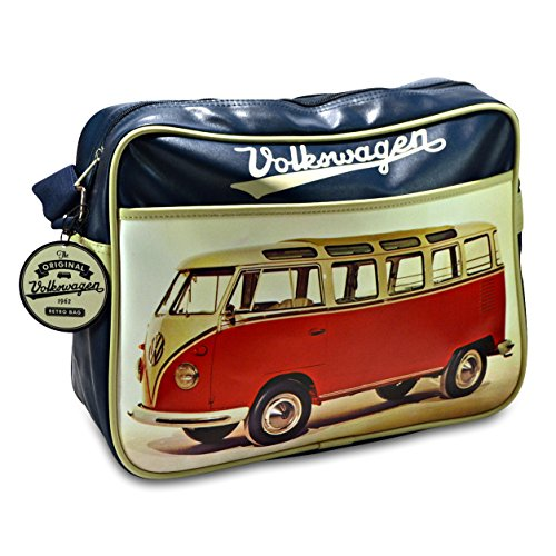 Camper Volkswagen Shoulder Bag Van Red zxwqwg5f