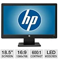 HP LV1911 18.5 Widescreen LED-Backlit LCD Monitor