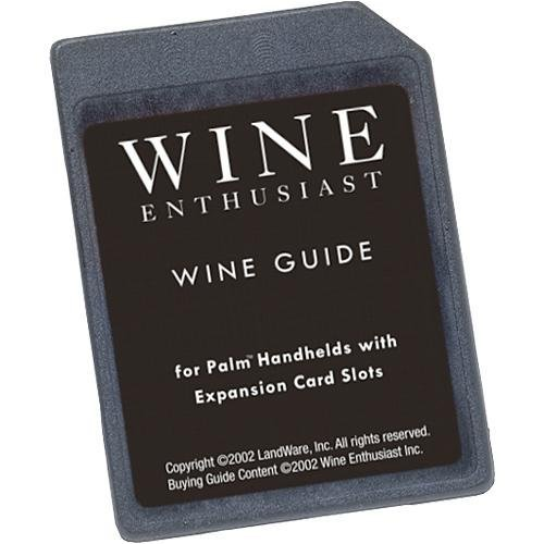 LANDWARE INC Wine Enthusiast Summer 2002 (2002 Wine)