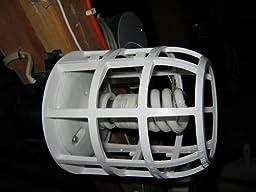 lightcage light bulb safety cage 1 ea contractor grade. Black Bedroom Furniture Sets. Home Design Ideas