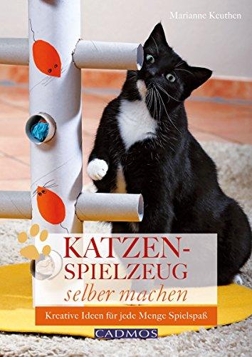 Katzenspielzeug Selber Machen Kreative Ideen Für Jede Menge