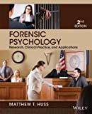 Forensic Psychology, Matthew T. Huss, 1118554132