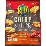 Ritz Crisp & Thins Bacon flavor Chips, 7.1 Ounce