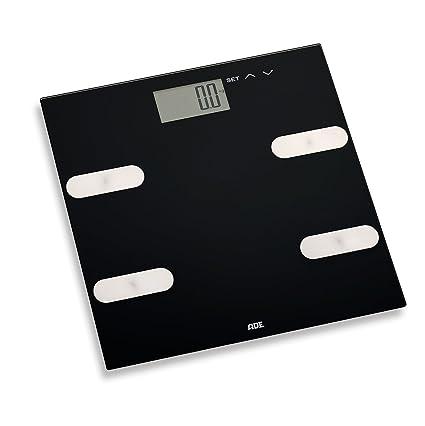 ADE ba1703 grasa corporal Báscula Báscula de análisis para exactas Identificación de peso, grasa corporal