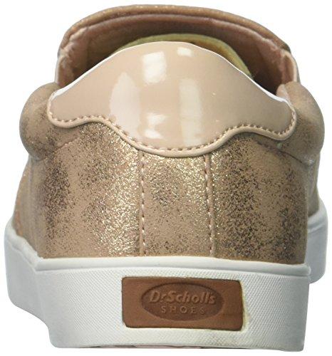 metallic Scholl's Shoes Women's Dr Sneaker Rose Splatter Fashion Madison Gold q68aad