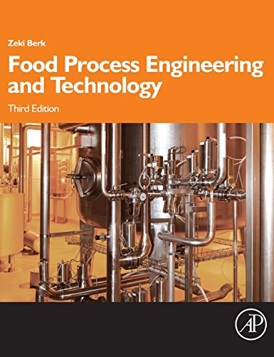 Food Process Engineering and Technology (Food Science and Technology) por Zeki Berk