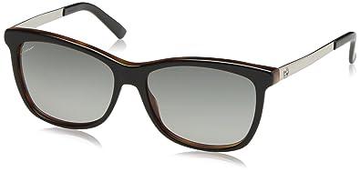 Gucci Sonnenbrille 3675/ S VK GYD (56 mm) schwarz/havanna EejT5n