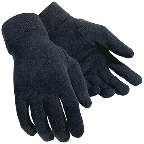 Tour Master Polar Fleece Glove Liner - Large/X-Large/Black