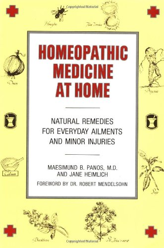 Homeopathic Medicine At Home: Na...