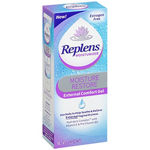 - Replens External Comfort Gel 1.5 Ounce (Pack of 1)
