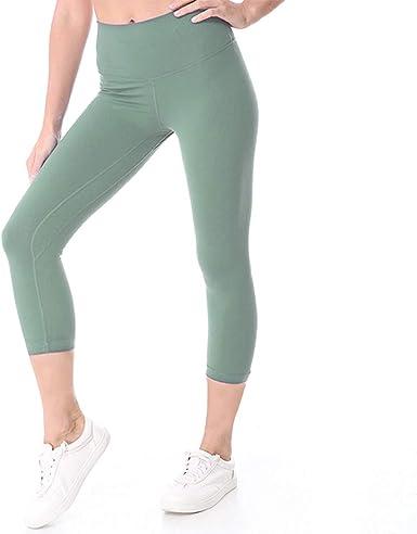 DoGeek Leggins Deporte Mujer para Training Running Yoga Fitness ...