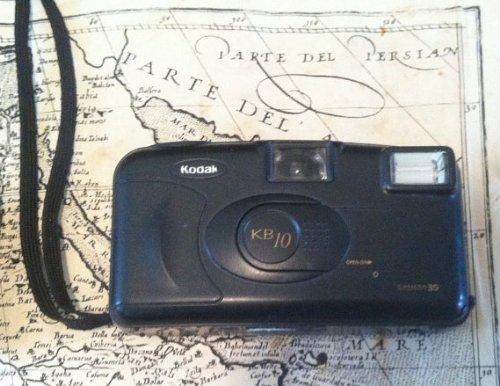 Kodak Kb10 35MM Camera [並行輸入品]   B075SG2MCZ