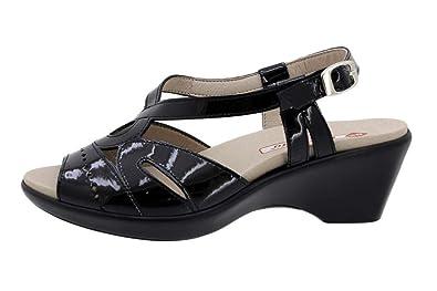 Chaussure Femme Sandales Amovible Semelle Confort Piesanto Charol À cJFK15uTl3