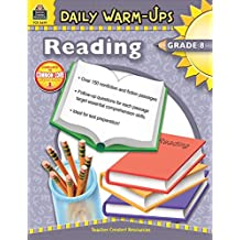 Daily Warm-Ups: Reading Grade 8