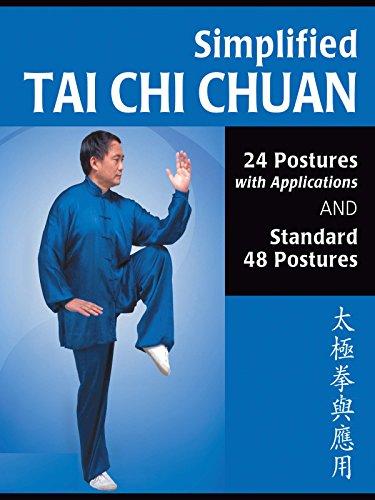 Simplified Tai Chi 24 & 48 Forms by Master Liang, Shou-Yu
