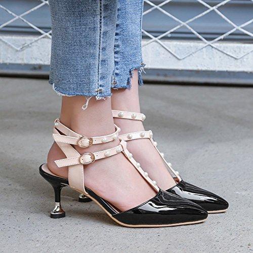 Sandalo Con Tacco A Spillo E Cinturino Alla Caviglia Da Donna Carolbar