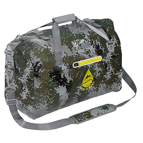 Såk Gear DuffelSak Waterproof Duffel Bag | 60L DigiCamo
