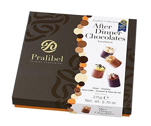 Pralibel After Dinner Chocolates Assortment Luxury Gift Box (275g)
