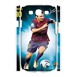 Samsung Galaxy S3 I9300 Phone Case Lionel Messi Case Cover PP8Z311139
