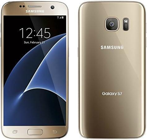 G930 S7 Smartphone Samsung Galaxy de 32GB, [Italia] Tim Dorado ...