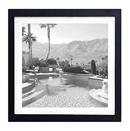 Amazoncom Mid Century Modern House And Garden In Palm Springs