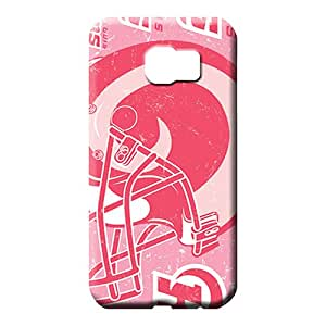 samsung galaxy s6 Popular Protector Durable phone Cases phone carrying skins st. louis rams nfl football