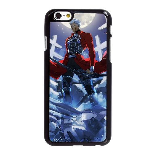 Fate Stay Night UV13GK7 coque iPhone 6 6S plus de 5,5 pouces de mobile cas coque B7FA6L3GU