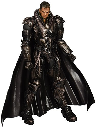 - Square Enix Man of Steel General Zod Action Figure