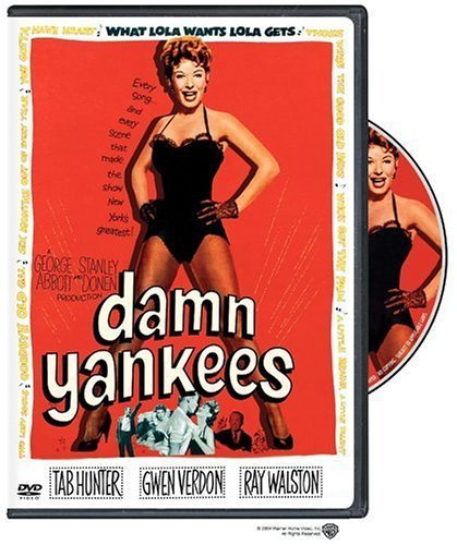 Damn Yankees by Warner Home Video by George Abbott Stanley Donen by Warner Manufacturing
