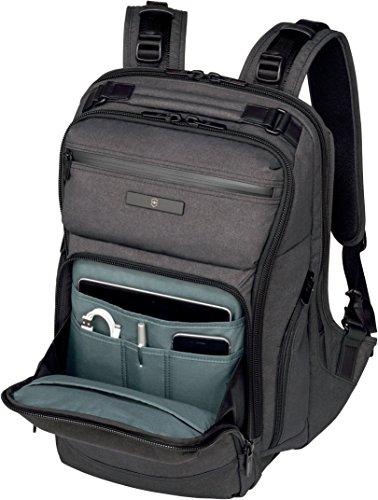 "Victorinox ""Rath"", 46 cm, Laptop-Rucksack, grey"