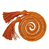 "GraduationMall Graduation Honor Cord 68"" Orange"