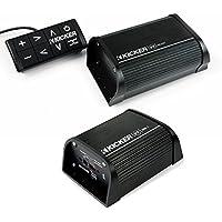 Kicker 40PXIBT502 Bluetooth Receiver with 200 Watt Mono Amplifier
