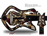 Conception Decal Style Skin - fits Warriors Of Rock Guitar Hero Guitar (GUITAR NOT INCLUDED)