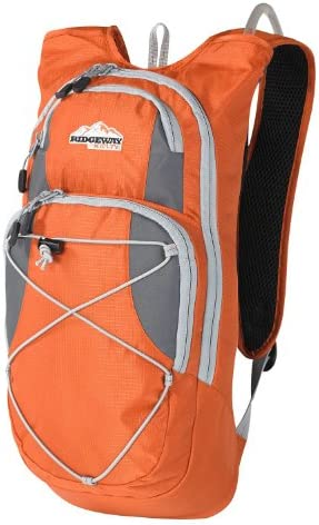 Ridgeway by Kelty Hydration Back Pack – Orange