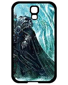 Team Fortress Game Case's Shop Cheap Tpu Fashionable Design World of Warcraft: Wrath of the Lich King Rugged Case Cover For Samsung Galaxy S4 New 7851612ZJ626063711S4