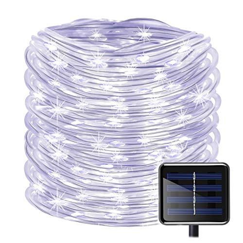 Rope Light Solar Powered