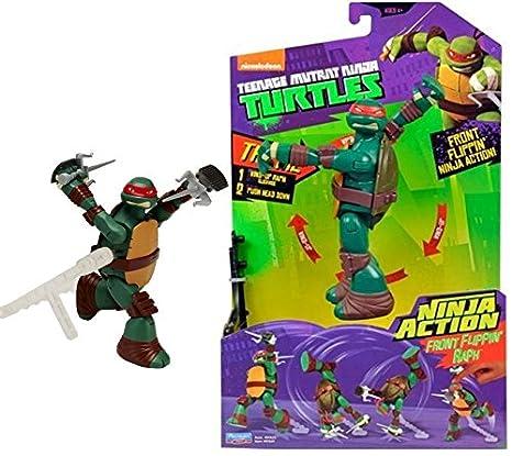 Tortugas Ninja - TMNT Figura de acción de Raphael (Giochi ...