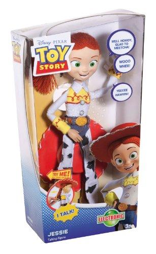 Amazon.es  Toy Story Disney Muñeca electrónica Jessie (Mattel T0516)   Juguetes y juegos 1d00358605e