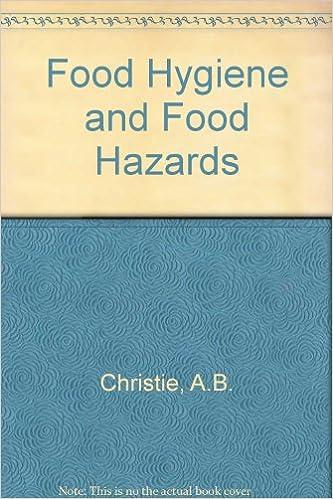 Food Hygiene Book