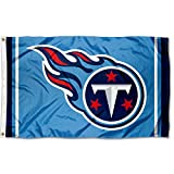 : WinCraft Tennessee Titans Large NFL 3x5 Flag