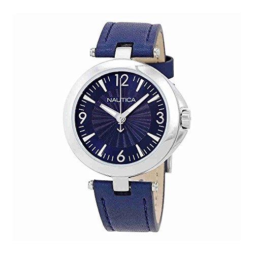 Nautica NLC 105 Dark Blue Dial Mens Watch NAD09515L