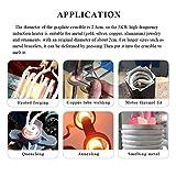 KUNHEWUHUA High Frequency Induction Furnace Heater