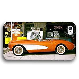 1960s Corvette Classic Car For Ipod Touch 4 Case Cover Slim Phone Case
