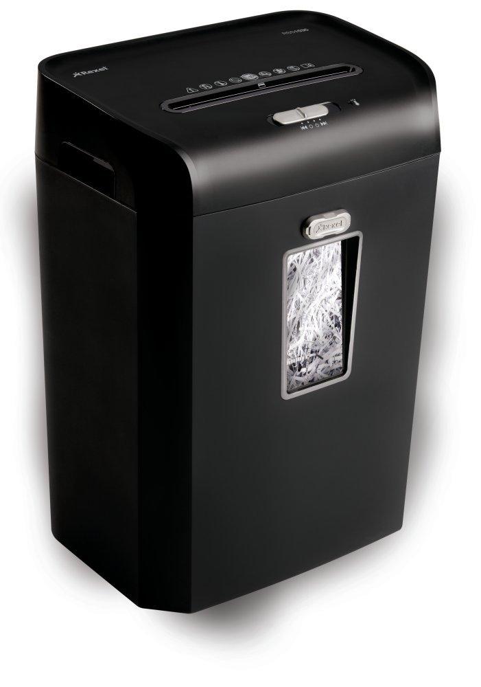 35L Abfallbeh/älter 10 Blatt Kapazit/ät, Manueller Einzug 2100885A Partikelschnitt Schwarz Rexel Promax RSX1035 Aktenvernichter f/ür Kleinb/üros