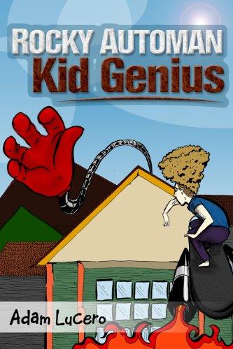 Rocky Automan: Kid Genius (Time Travel Fiction for Kids)