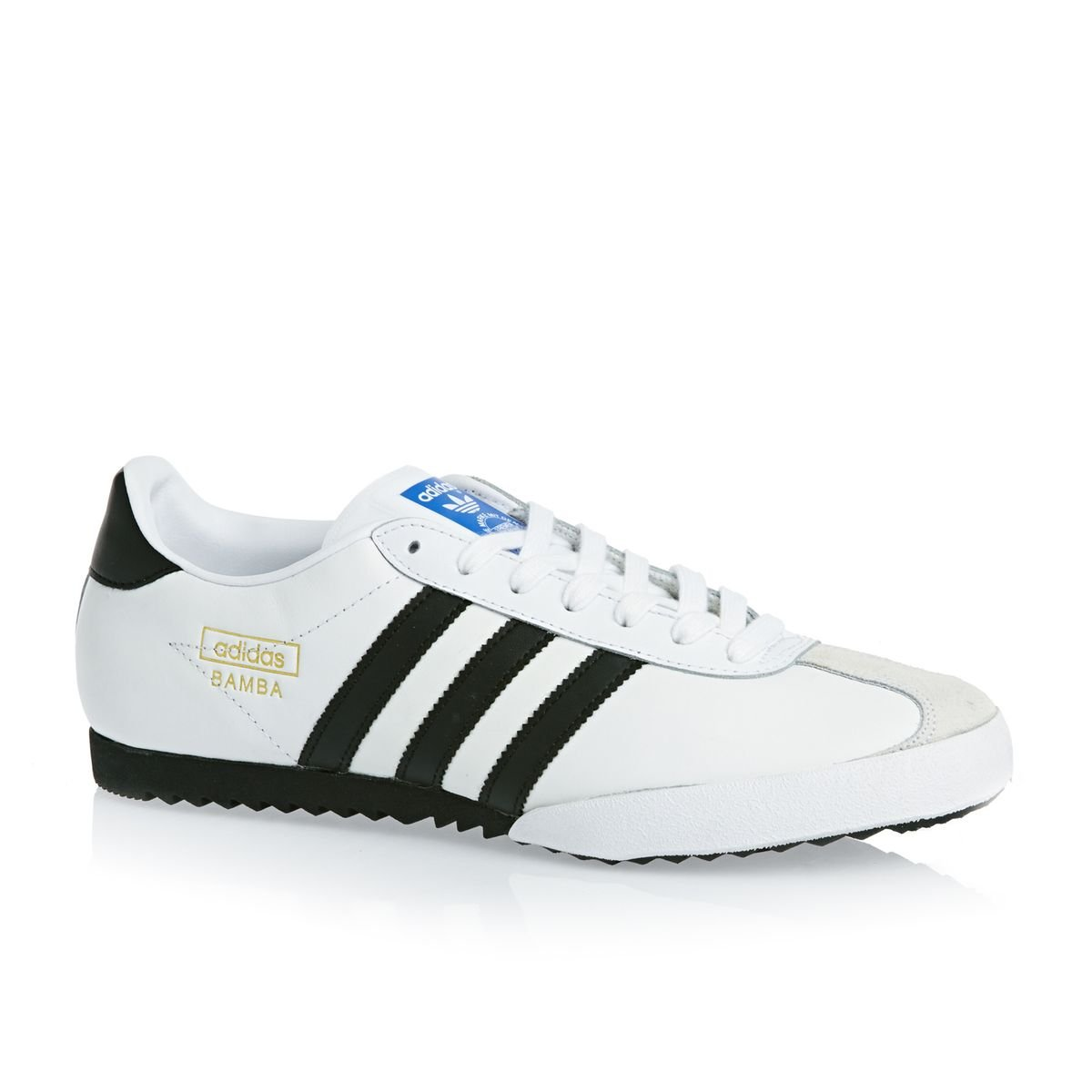 adidas Bamba Coleur: Schwarz Taille: 46.0: : Schuhe