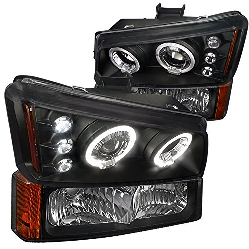06 chevy halo headlights - 2