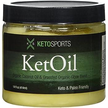 KetoSports KetOil, 14 Fluid Ounce