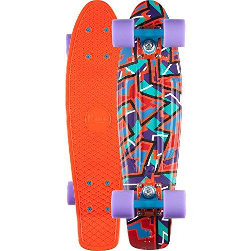 Penny Skateboards Spike 22 Complete Cruiser Skateboard – 6 x 22